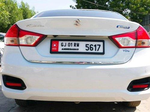 Maruti Ciaz ZDi 2017 MT for sale in Ahmedabad