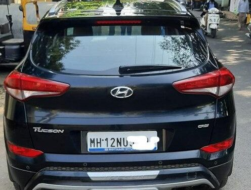 Used 2017 Hyundai Tucson AT for sale in Pune
