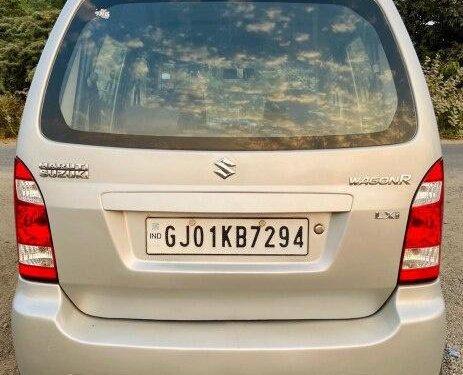 Used Maruti Suzuki Wagon R LXI 2009 MT for sale in Ahmedabad