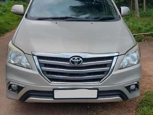 Used 2012 Toyota Innova MT for sale in Kottayam