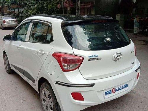 2015 Hyundai Grand i10 SportZ Edition MT in Hyderabad