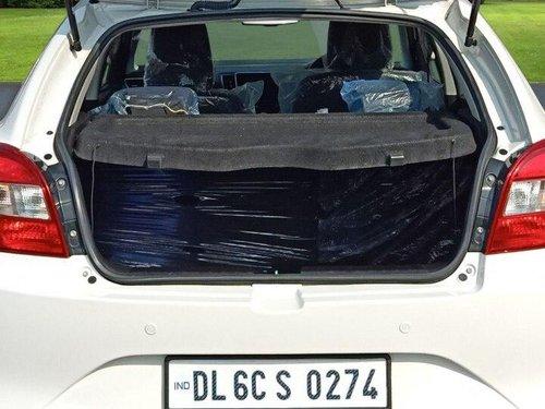 2019 Maruti Baleno Zeta MT for sale in New Delhi
