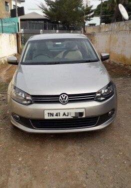 2014 Volkswagen Vento Diesel Highline MT in Coimbatore