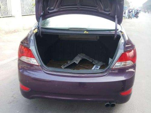 2011 Hyundai Verna 1.6 CRDi SX MT in Hyderabad