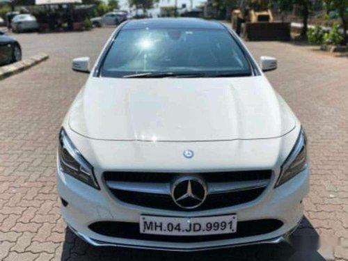 2017 Mercedes Benz CLA 200 CDI Style AT in Mumbai