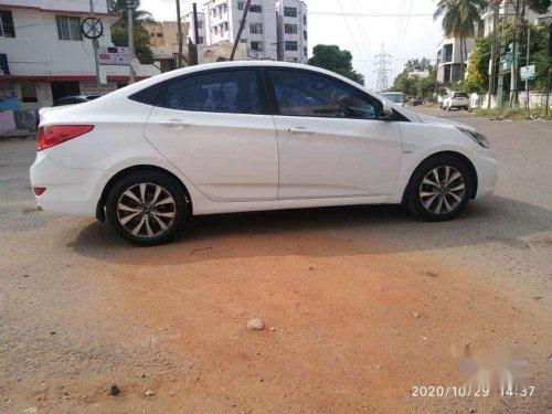Used 2014 Hyundai Fluidic Verna MT for sale in Coimbatore