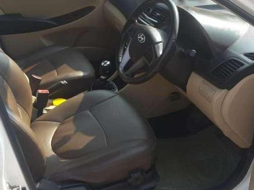 2015 Hyundai Fluidic Verna MT for sale in Nagpur