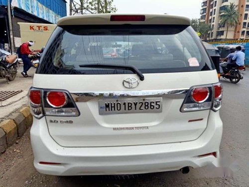 Toyota Fortuner 3.0 4x2, 2015, Diesel AT in Mumbai