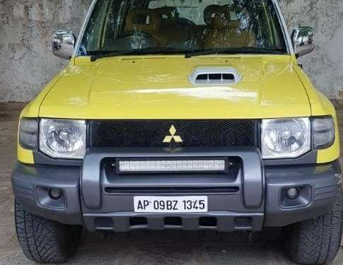 Used 2010 Mitsubishi Pajero MT for sale in Hyderabad-7