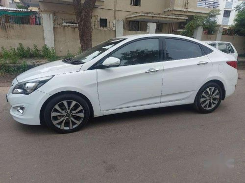 2015 Hyundai Verna 1.6 CRDi SX MT for sale in Ahmedabad