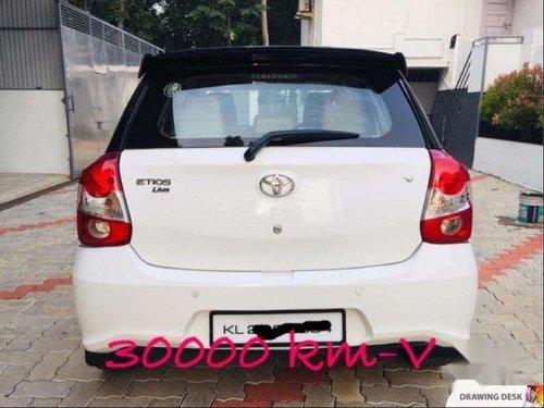 Used 2018 Toyota Etios Liva V MT for sale in Kottayam