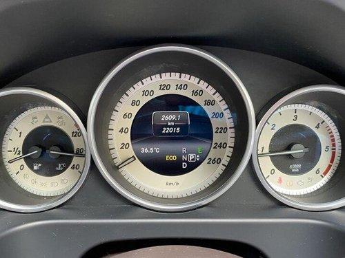 2015 Mercedes-Benz E-Class E250 CDI Avantgarde AT in Pune