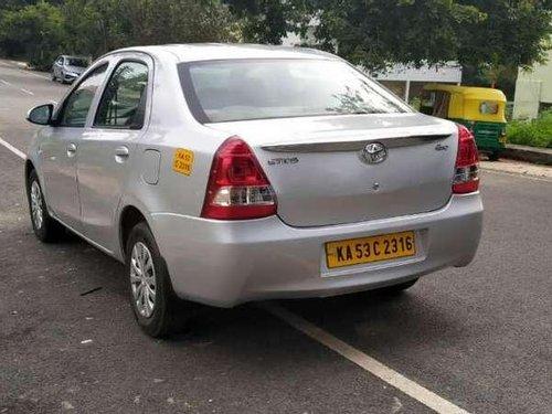 Used Toyota Etios 2016 MT for sale in Nagar