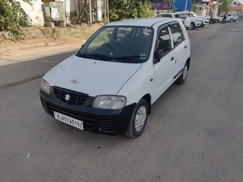 2011 Maruti Suzuki Alto MT for sale in Jaipur