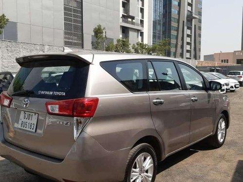 2016 Toyota INNOVA CRYSTA 2.4 ZX MT in Ahmedabad