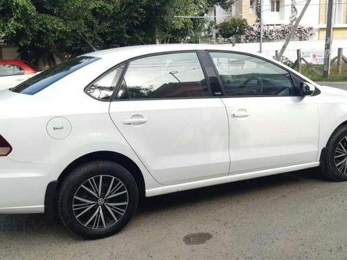 Used 2017 Volkswagen Vento MT for sale in Pollachi