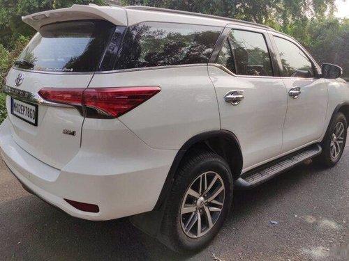 2017 Toyota Fortuner 2.8 4WD AT in Mumbai