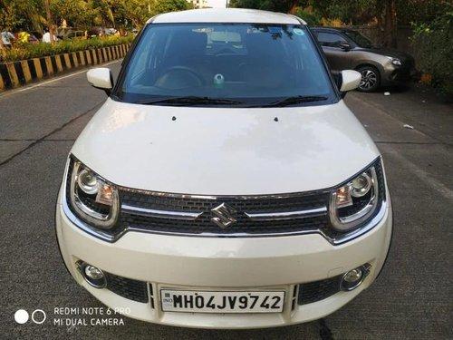 2019 Maruti Suzuki Ignis 1.2 Alpha MT in Mumbai
