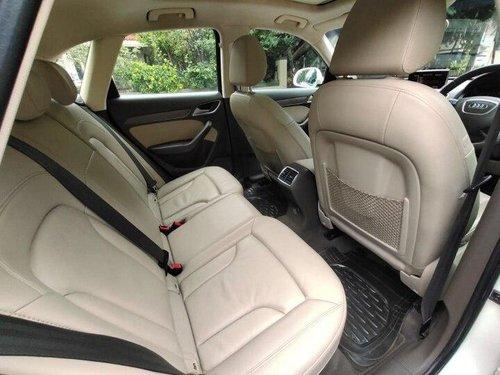 2014 Audi Q3 35 TDI Quattro Premium Plus AT in Bangalore