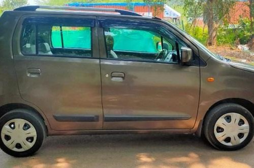 2017 Maruti Suzuki Wagon R AMT VXI AT for sale in Hyderabad-14