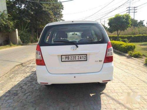 2012 Toyota Innova 2.5 GX 7 STR MT in Chandigarh