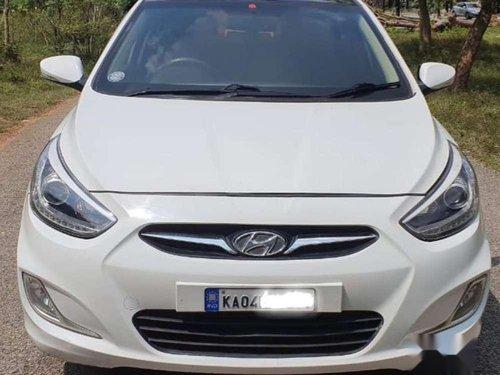 2015 Hyundai Fluidic Verna MT for sale in Nagar