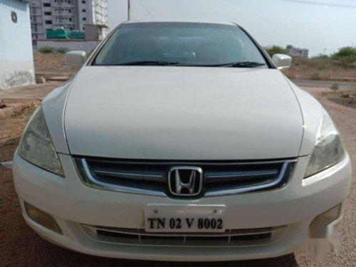 Honda Accord 2.4 Manual, 2005, Petrol MT in Dindigul