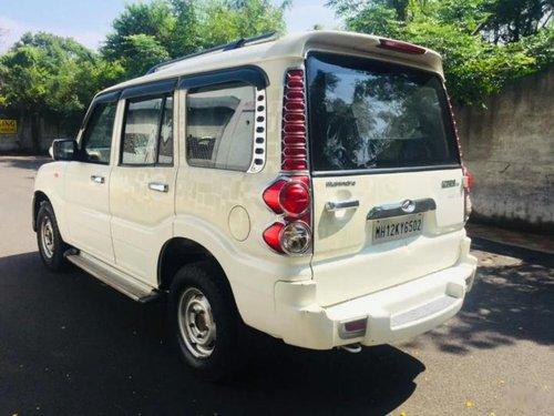 Mahindra Scorpio EX 2014 MT for sale in Pune