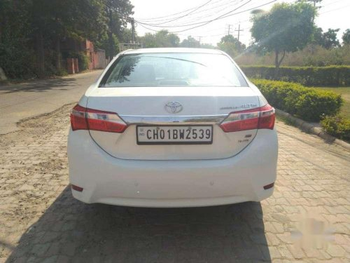 2015 Toyota Corolla Altis MT for sale in Chandigarh
