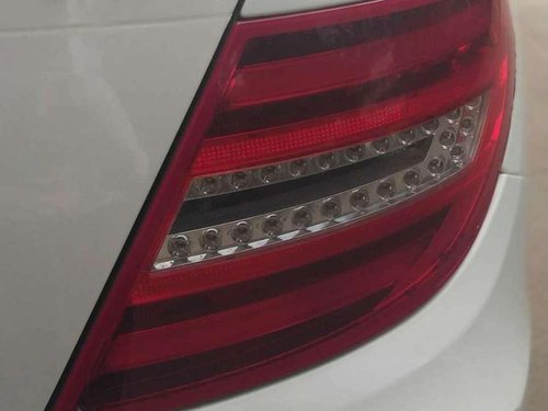 Mercedes-Benz C-Class C220 CDI, 2012, Diesel AT in Ahmedabad