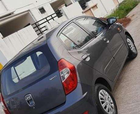 Hyundai i10 Sportz 1.2 2014 MT for sale in Hyderabad