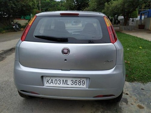 2009 Fiat Punto 1.3 Dynamic MT for sale in Bangalore