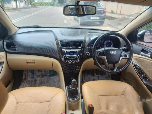 2015 Hyundai Verna 1.6 CRDi SX MT for sale in Ahmedabad-0