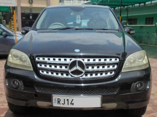 2009 Mercedes-Benz M-Class ML 320 CDI AT in Jaipur-11