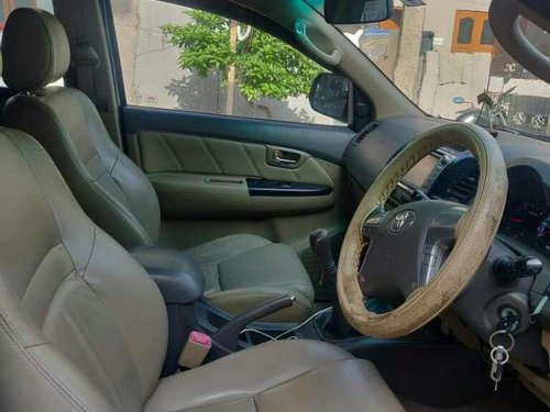 Used 2013 Toyota Fortuner 4x2 Manual MT for sale in Indore