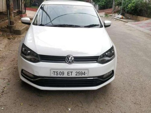 Used 2017 Volkswagen Polo MT for sale in Hyderabad