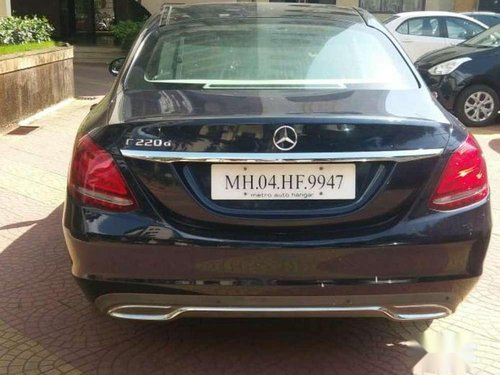 2016 Mercedes Benz C-Class C 220 CDI Style AT in Mumbai