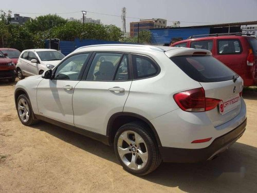 Used BMW X1 sDrive20d 2014 AT for sale in Hyderabad