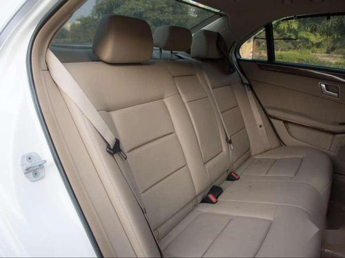 Used 2013 Mercedes Benz E Class AT for sale in Gurgaon