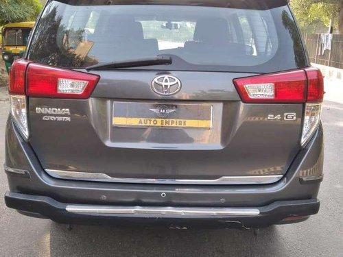 2017 Toyota Innova MT for sale in Gurgaon