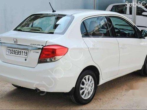 Honda Amaze 2014 MT for sale in Hyderabad