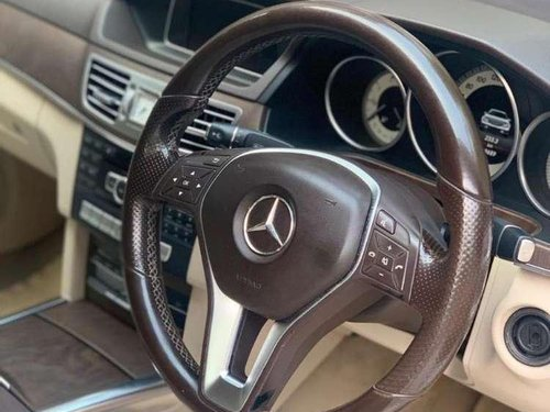 Used 2013 Mercedes Benz E Class AT for sale in Kochi