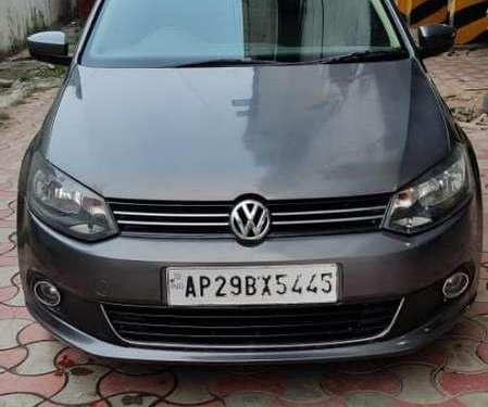 Volkswagen Vento 2013 MT for sale in Hyderabad