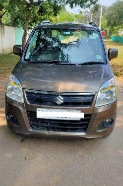 2017 Maruti Suzuki Wagon R AMT VXI AT for sale in Hyderabad-2