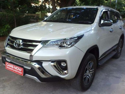 2018 Toyota Fortuner 4x2 MT for sale in Hyderabad