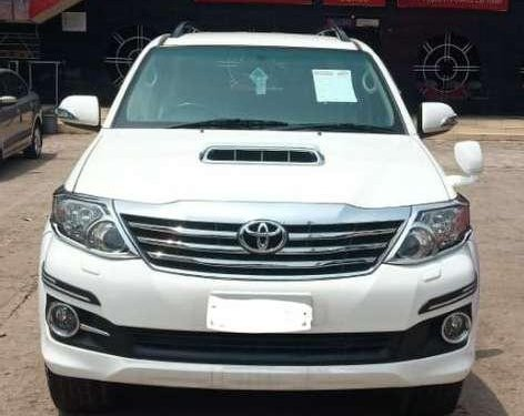 2015 Toyota Fortuner AT for sale in Hyderabad