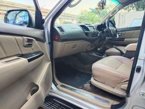 2012 Toyota Fortuner MT for sale in Kolkata