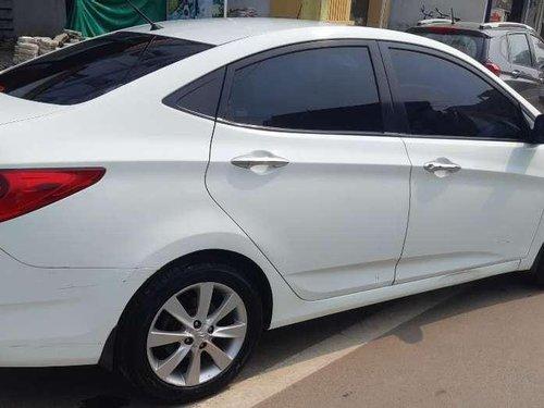 Used Hyundai Verna 1.6 CRDi SX 2012 MT for sale in Krishna