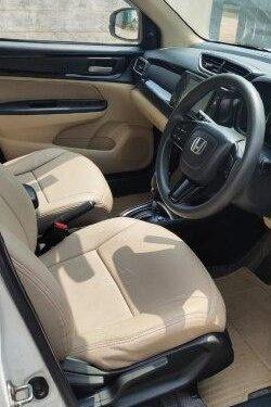 2018 Honda Amaze V CVT Diesel AT in Bangalore