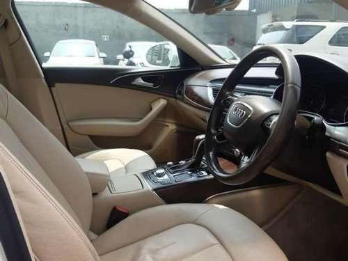 2016 Audi A6 35 TDI Matrix AT in Ahmedabad